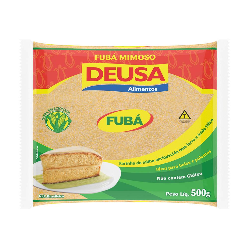 Fubá Mimoso 500g
